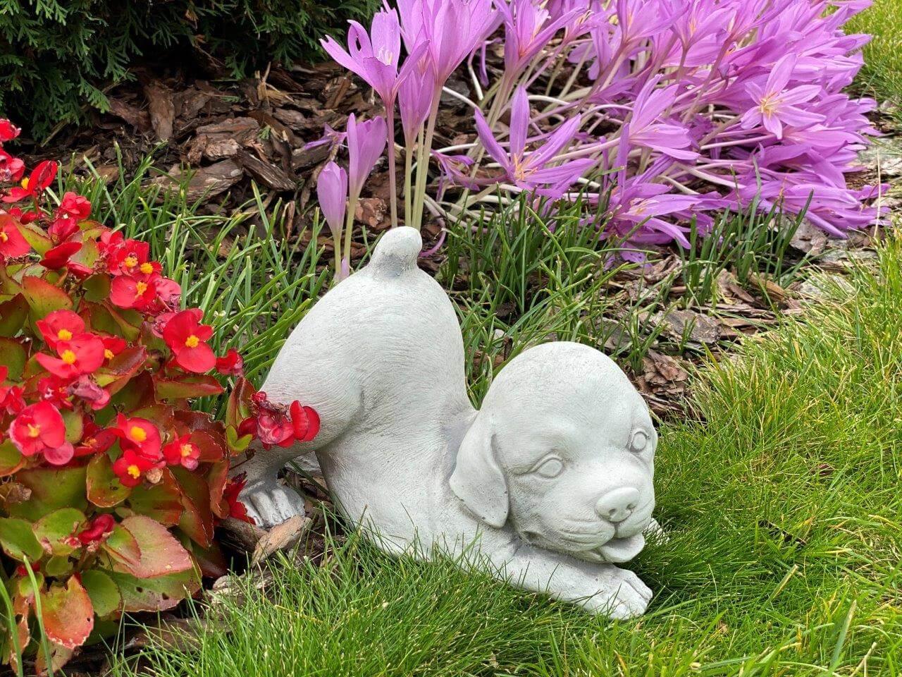 Figury betonowe do ogrodu